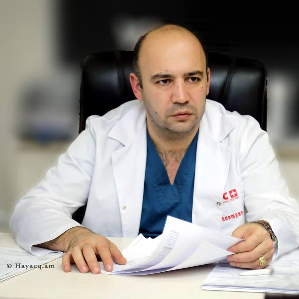 Սրտաբան Միքայել Ադամյան